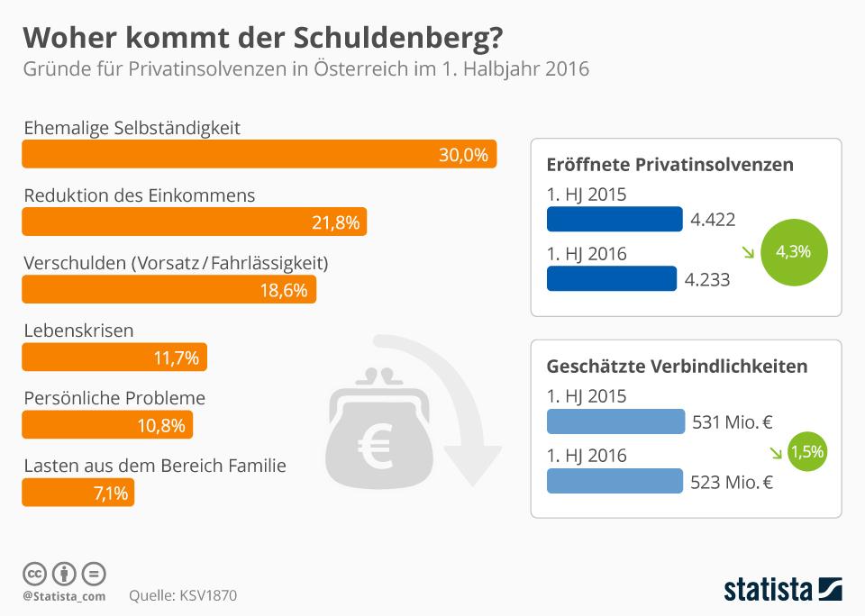 Infografik: Woher kommt der Schuldenberg? | Statista