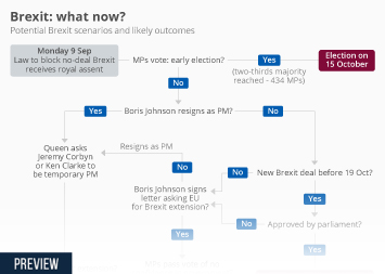 Infographic - Brexit what now flow chart