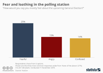 Infographic - Fear and loathing in the polling station