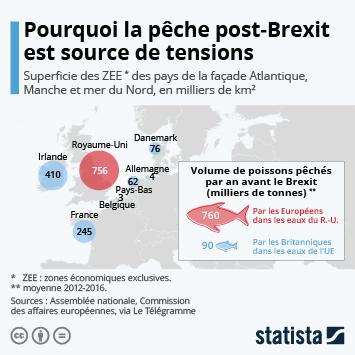 Brexit : pourquoi la pêche est un enjeu majeur des négociations