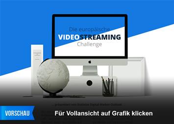 Infografik: Die europäische Videostreaming Challenge   Statista