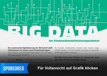 Infografik: Big Data im Finanzdienstleistungssektor | Statista