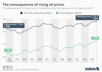 The Consequences of Rising Oil Prices