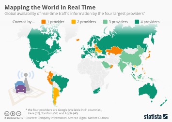 Mapping the World in Real Time