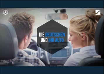 Statista-Umfragen Infografik - Die Deutschen und ihr Auto