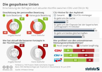 Die gespaltene Union