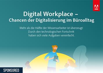 Digital Workplace – wie Technologie unseren Arbeitsplatz verändert