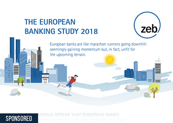 Banking sector in Europe Infographic - European banks – running smoothly for now but unfit for the future