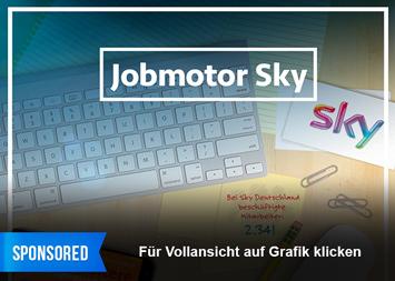Jobmotor Sky