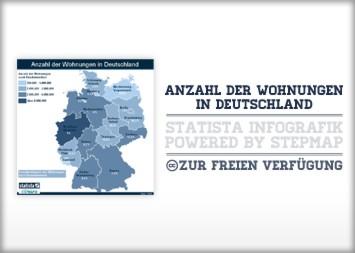 Wohnungen in Deutschland