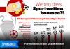 Daten zum Thema Sportwetten