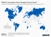 Which Countries Have Google Street View