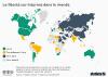 La liberté sur Internet dans le monde