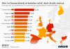 Armutsrisiko von Arbeitslosen in der EU