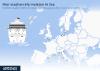 Die größten Kreuzfahrthäfen in Europa