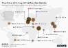 The Price Of A Cup Of Coffee Worldwide