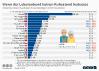 Erwerbstätige über 65 in OECD-Ländern