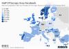 Facebook users in Europe