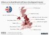 no deal brexit regional gva impact