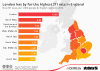 London has by far the highest STI rate in England