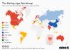 The Dating App Worldmap