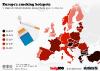 Europe's smoking hotspots