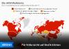 Die AKW Weltkarte