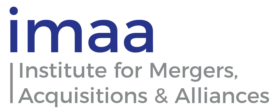 Institute for Mergers, Acquisitions and Alliances (IMAA)