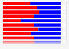 U.S. Presidential Election - Democratic and Republican percentages by female voters