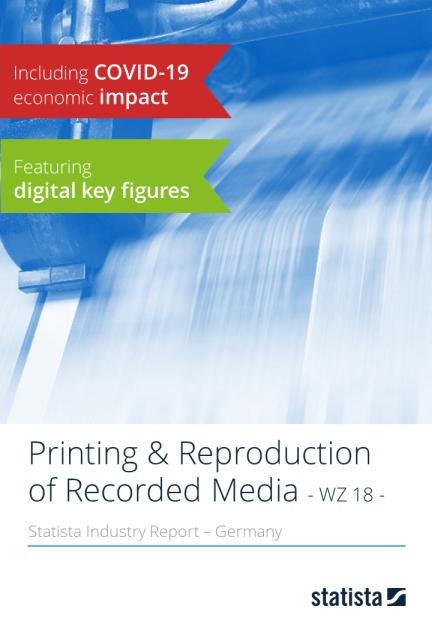 Herstellung von Druckerzeugnissen & Vervielfältigung von Datenträgern