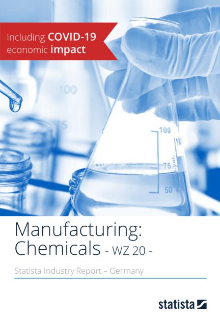 Herstellung von chemischen Erzeugnissen 2018