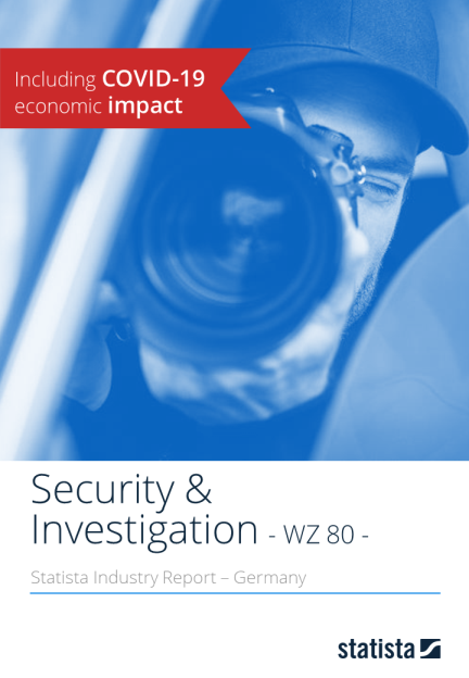 Wach- und Sicherheitsdienste sowie Detekteien 2019
