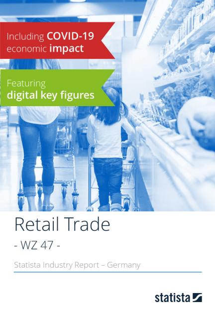 Statista Branchenreport - WZ-Code 47