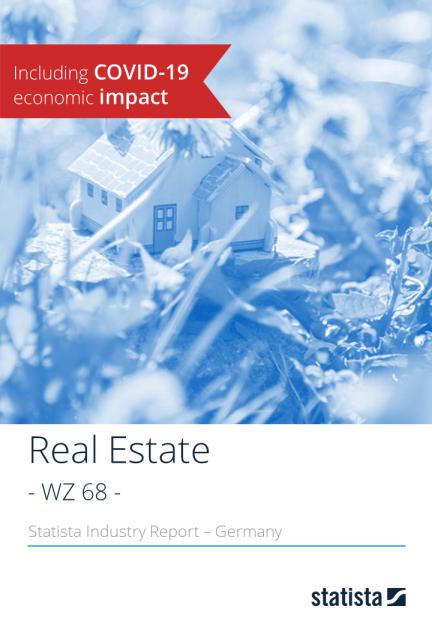 Statista Branchenreport - WZ-Code 68