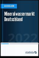 Mineralwassermarkt Deutschland