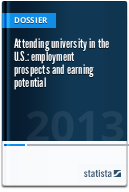 Attending university in the U.S.: employment prospects and earning potential