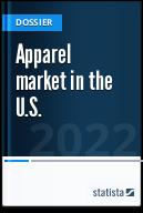 Apparel market in the U.S.