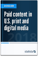 Paid content in U.S. print and digital media