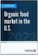 Organic food market in the U.S.