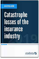 Catastrophe losses of the insurance industry