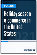 Holiday season e-commerce in the United States