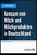 Konsum von Milch und Milchprodukten in Deutschland