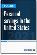 Personal savings in the United States
