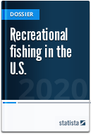 Recreational fishing in the U.S.