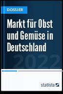 Markt für Obst und Gemüse in Deutschland