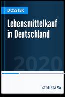 Lebensmittelkauf in Deutschland