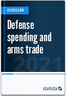 Defense spending and arms trade