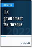 U.S. Government tax revenue