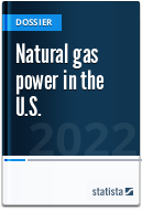 Natural gas energy in the U.S.