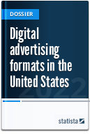 Digital advertising formats in the U.S.
